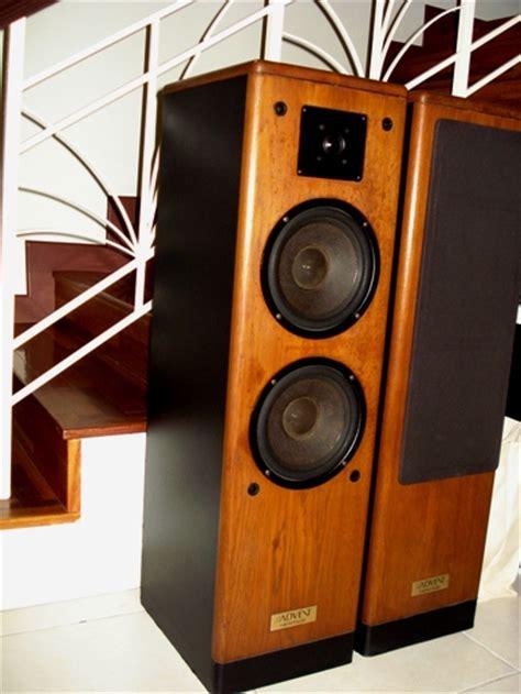 advent heritage tower speakers