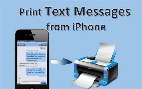 how to print text messages from phone best way to backup and print text messages from iphone beyond it all