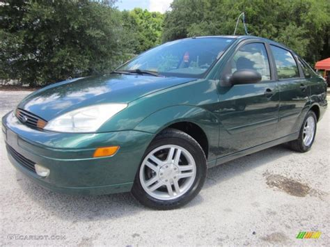 Ford Focus 2001 by 2001 Ford Focus Se Sedan Specifications