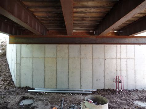 midwest basement systems foundation repair before and