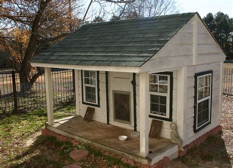 dog house with ac pin by marie thomas on for every dog pinterest