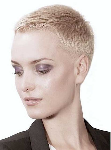 very short ladies hairstyles 2017 super short haircuts for modern and unique look short