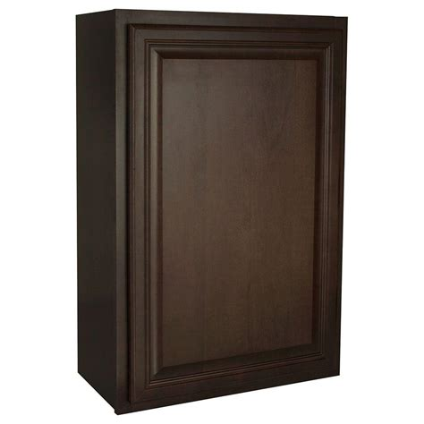 hton bay assembled 36x30x12 in shaker wall cabinet in