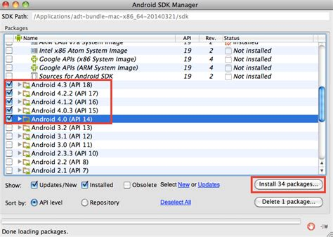 android sdk for mac mac android sdk mac のインストール方法