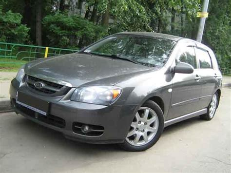 2006 Kia Forte Used 2006 Kia Cerato Photos 1493cc Gasoline Ff Manual