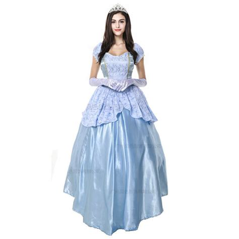 Dress Princess Custome 07 aliexpress buy sissi snow white costume vestidos