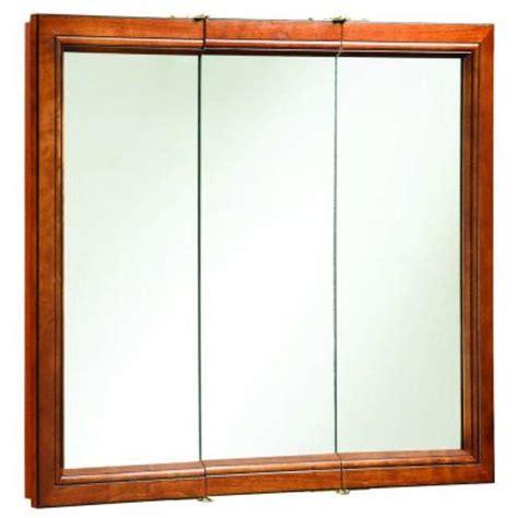 36 x 30 medicine cabinet design house montclair 36 in x 30 in surface mount tri