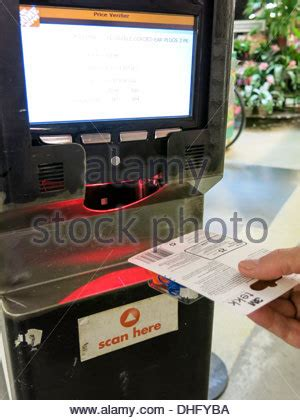 self service price check machine toys r us store interior