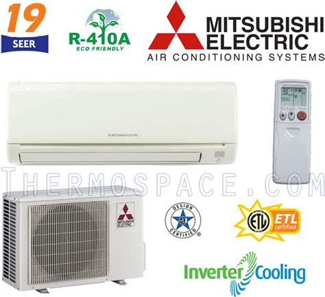 mitsubishi electric mr slim msyge18na muyge18na mitsubishi mr slim