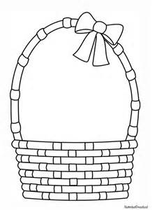 Printable Basket Template by Easter Archives Nuttin But Preschool