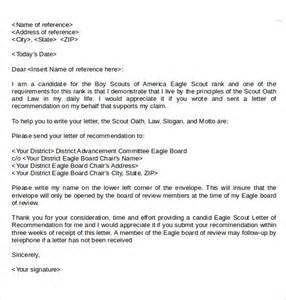 sle eagle scout letter of recommendation 9
