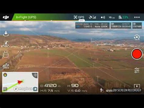dji mavic air range test  meters youtube