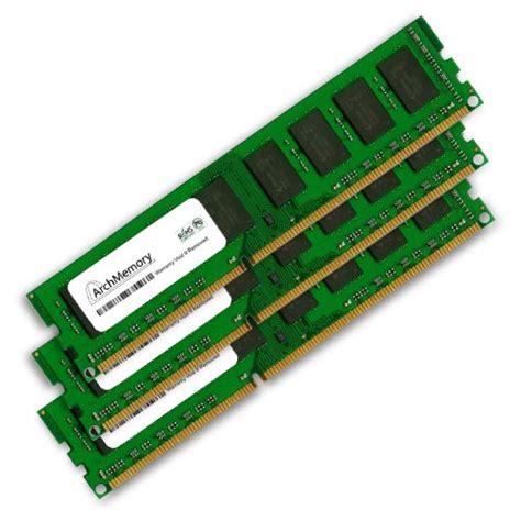 12gb ram 12gb memory ram kit 3 x 4 gb for dell studio xps 9000