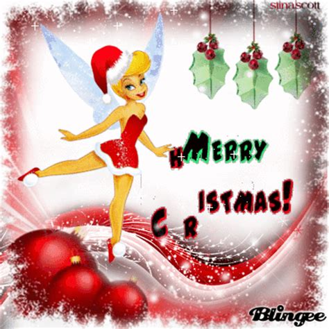 tinkerbells merry christmas  nancy picture  blingeecom