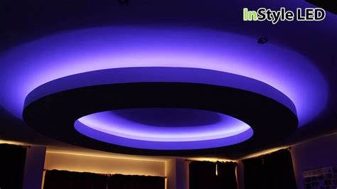 rgb led lighting creates this striking luxury
