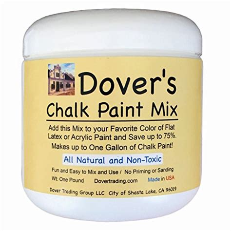 chalk paint mix chalk paint mix by dover s add to any color of or
