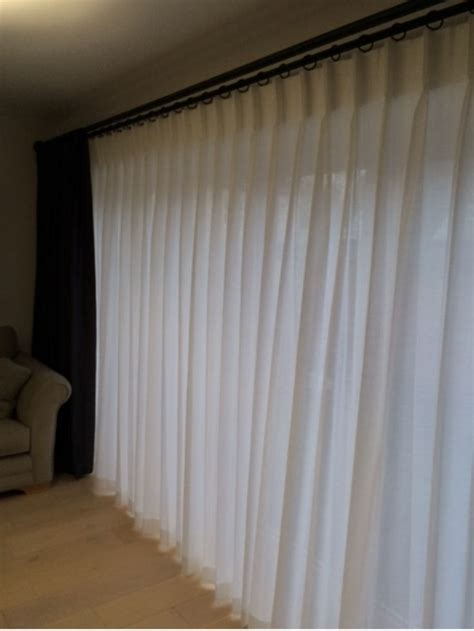 fold over curtains 17 best images about hallwright bay window curtain poles