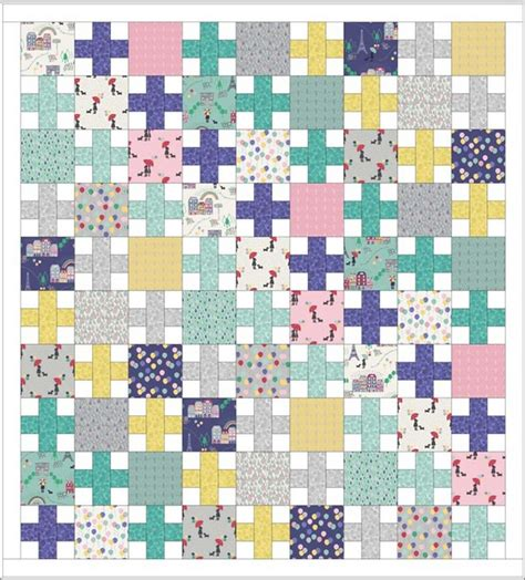 Quilt Lewis by April Showers Quilt Lewis Irene
