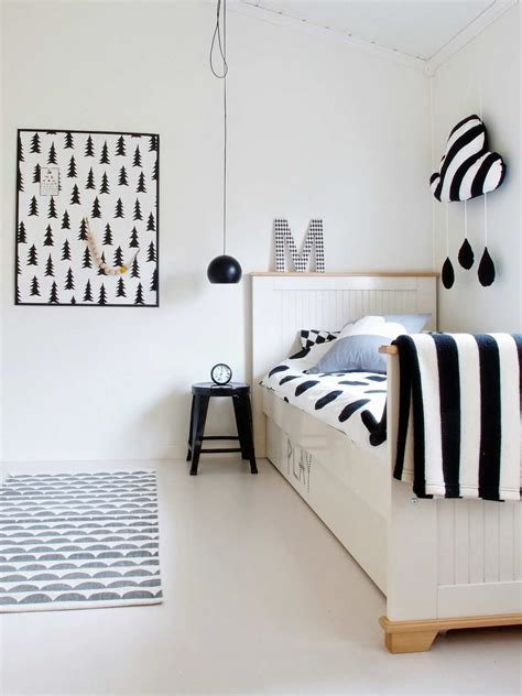 monochrome bedroom 10 monochrome kids rooms tinyme blog