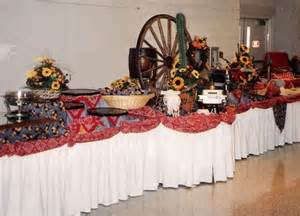 Western Buffet Table 25 Best Ideas About Western Table Decorations On