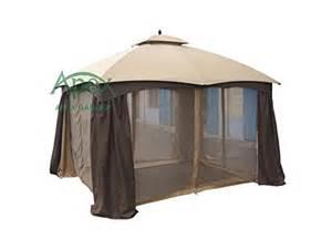 Universal Gazebo Canopy 10 X 12 by Universal 10 X 12 Gazebo Replacement Mosquito Netting