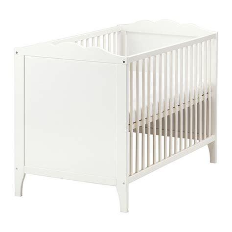 Hensvik Crib by Hensvik Cot White 60x120 Cm