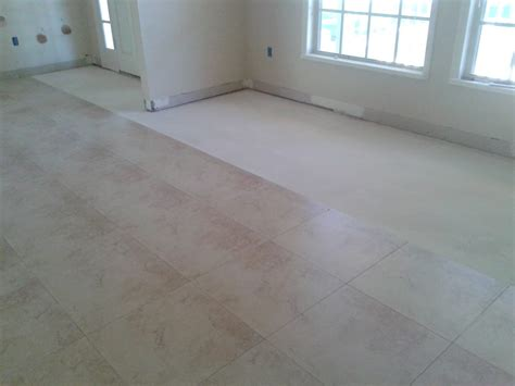 layout for large format tile rectified tile porcelain rectified floor tiles are