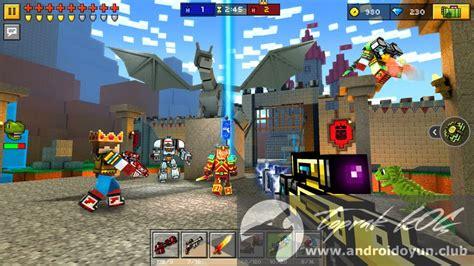 pixel gun 3d apk mod pixel gun 3d v12 2 1 mod apk para hileli tek link