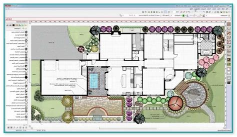 easy landscaping design software easy to use landscape design software
