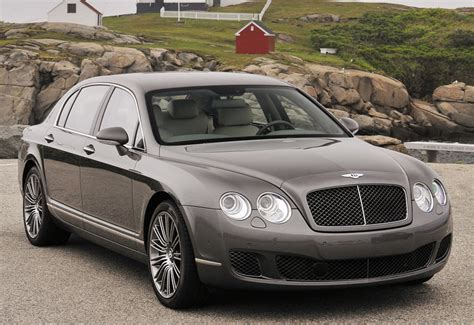 2008 bentley continental flying spur speed specifications photo price information rating