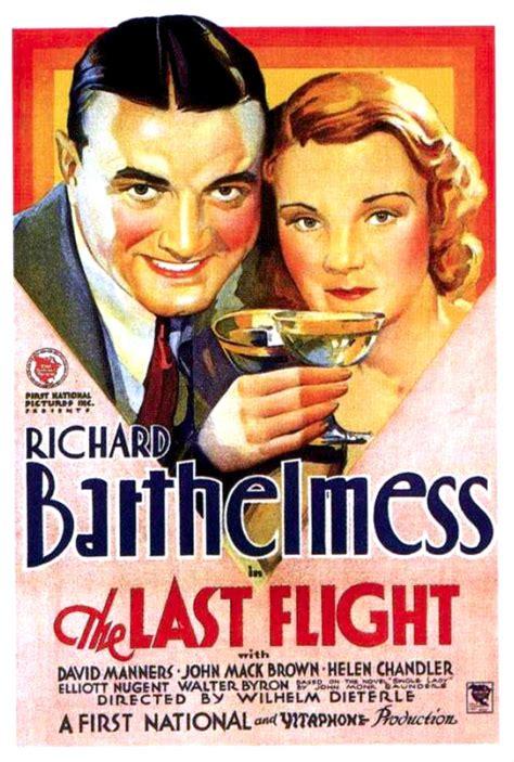 The Last Flight the last flight 1931