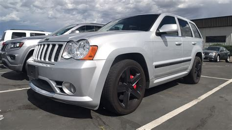 jeep srt 2010 2010 jeep grand srt 8 for sale 78 used cars from