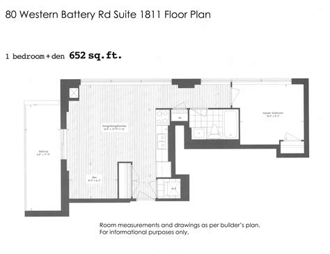 corner suite floor plan 1 bedroom den corner suite for sale in liberty liberty condo