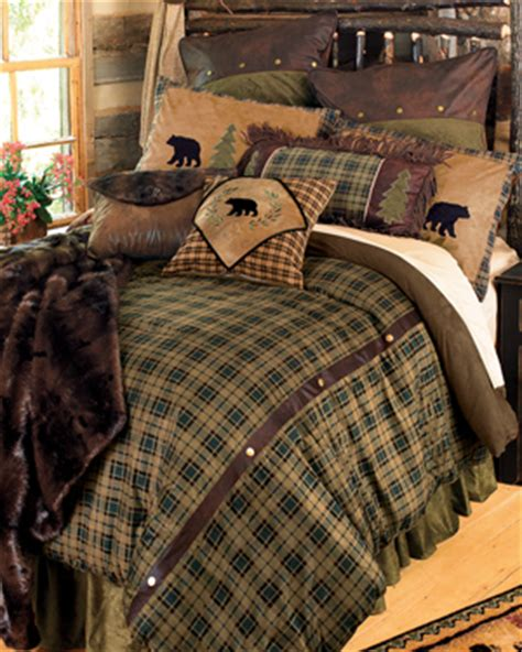 Cabin Style Bedding Sets Rustic Bedding Cabin Bedding Lodge Bedding Sets