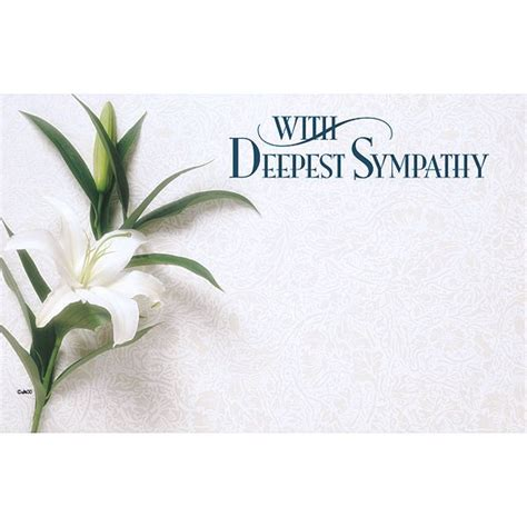 deepest sympathy card template the gallery for gt sympathy background images