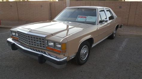 automotive air conditioning repair 1985 ford ltd engine control 1985 ford ltd crown victoria 4 dr sedan 77 3 k orig miles not station wagon