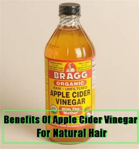 apple vinegar for hair loss the benefits of apple cider vinegar for natural hair