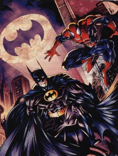 Set 3in1 Batman Vs Spider your favorite superheroes and supervillains gaming lounge forum neoseeker forums