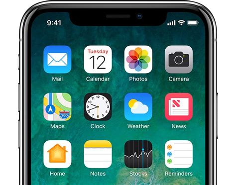 getting to your new iphone x what s different mac rumors