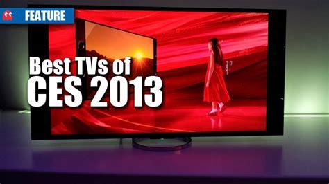 best tvs best tvs of ces 2013