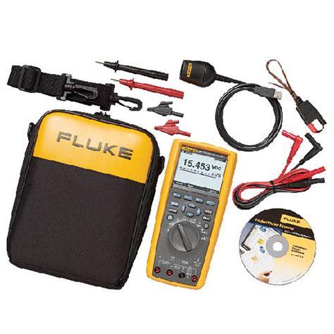 Multimeter Fluke 287 fluke 287 fvf true rms electronics logging digital