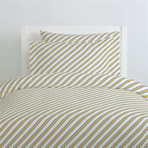 striped bedspreads and comforters navy and yellow necktie stripe pillow case carousel designs