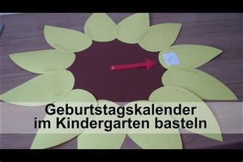 Geburtstagskalender Im Kindergarten Basteln by Geburtstagskalender Im Kindergarten Basteln So