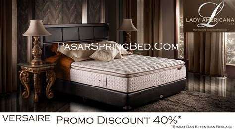 Kasur Bed Americana harga americana bed harga bed