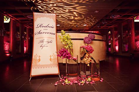 Wedding Decorations Edmonton by Edmonton Wedding Planner Saveena Rodnie S Sangeet