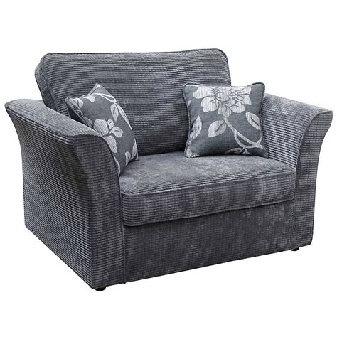 next settee next gosford buttoned chesterfield style snuggle seat