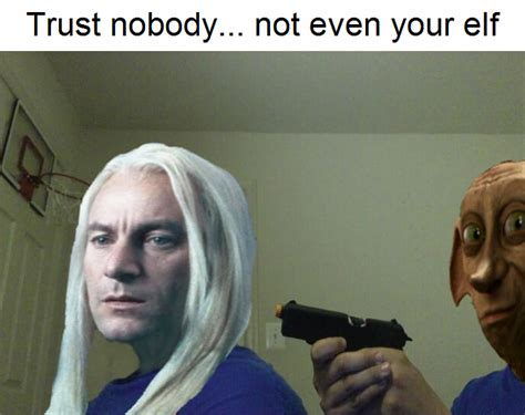 No Trust Meme - image 886610 trust nobody not even yourself know