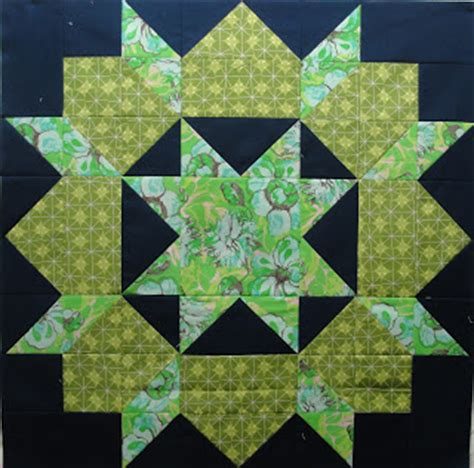 Free Swoon Quilt Pattern by Stitchy Quilt Stuff Swoon Block 9