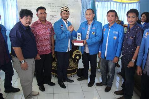 Lu Sorot Di Semarang knpi kota semarang kunjungi knpi kotawaringin barat