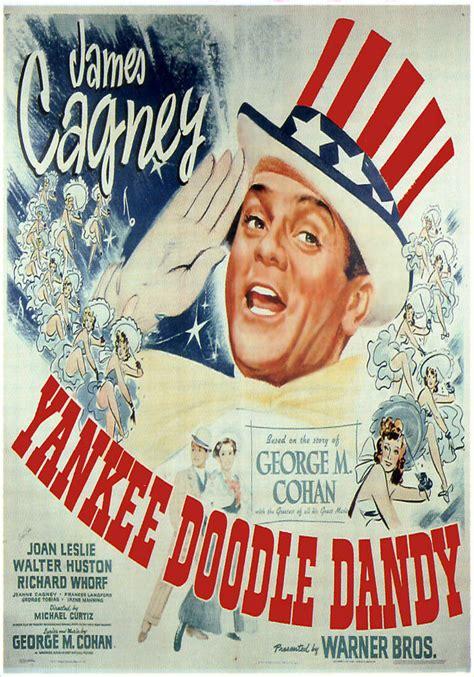 yankee doodle dandy free magnet vintage poster yankee doodle dandy 1942